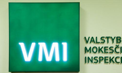 VMI informuoja, kad neveikia Mano VMI