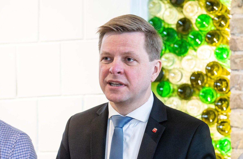 R. Šimašius prioritetą Vilniaus koalicijos derybose teiks visiems, išskyrus A.Zuoką