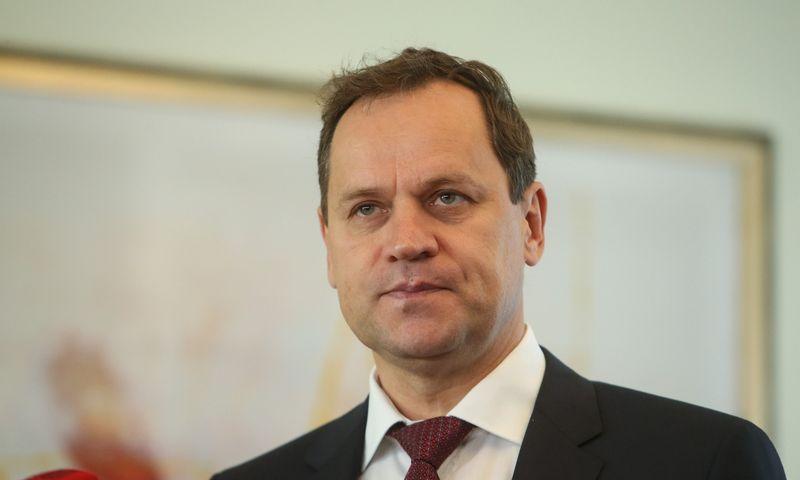 V. Tomaševskis. Vladimiro Ivanovo (VŽ) nuotr.
