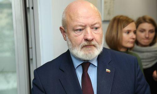E. Gentvilas: į partijos vadovus turi ateiti nauji žmonės