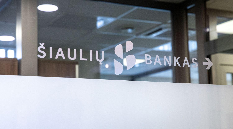 """""""Swedbank"""" Šiaulių banko akcijas vertina po 0,68 Eur"""