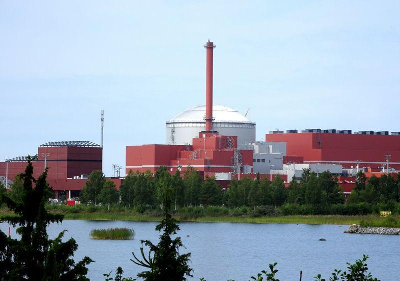 """""""Olkiluoto 3"""" branduolinės jėgainė Suomijoje. """"Reuters""""/""""Scanpix"""" nuotr."""