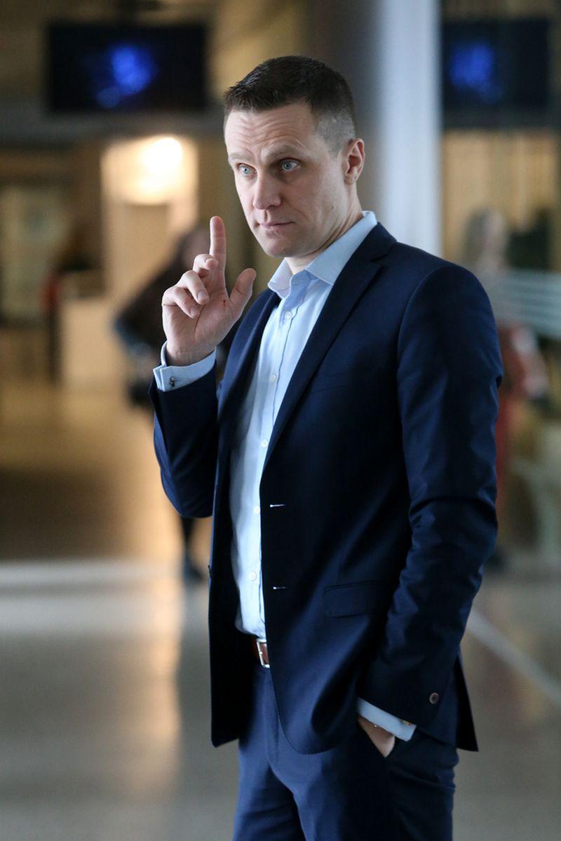 """Dalius Morkvėnas, """"Keliauk Lietuvoje"""" direktorius. Vladimiro Ivanovo (VŽ) nuotr."""