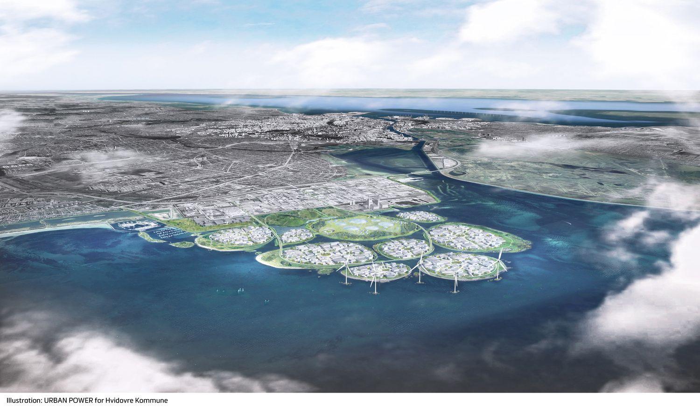 Danija tikisi uždirbti iš naujai supiltųsalų