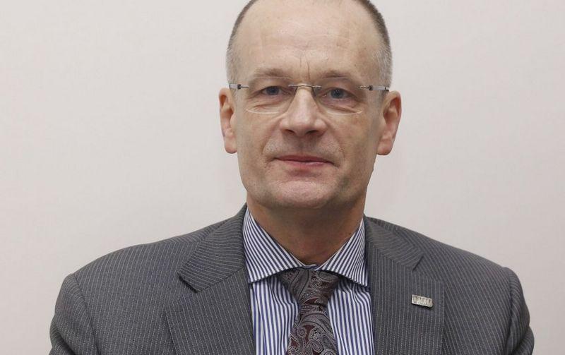 Giedrius Viliūnas, konkurso į MOSTA vadovus nugalėtojas. Vyriausybės kanceliarijos nuotr.