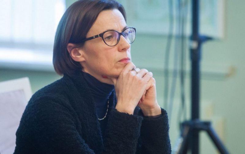 Ina Pukelytė. Kultūros ministerijos nuotr.