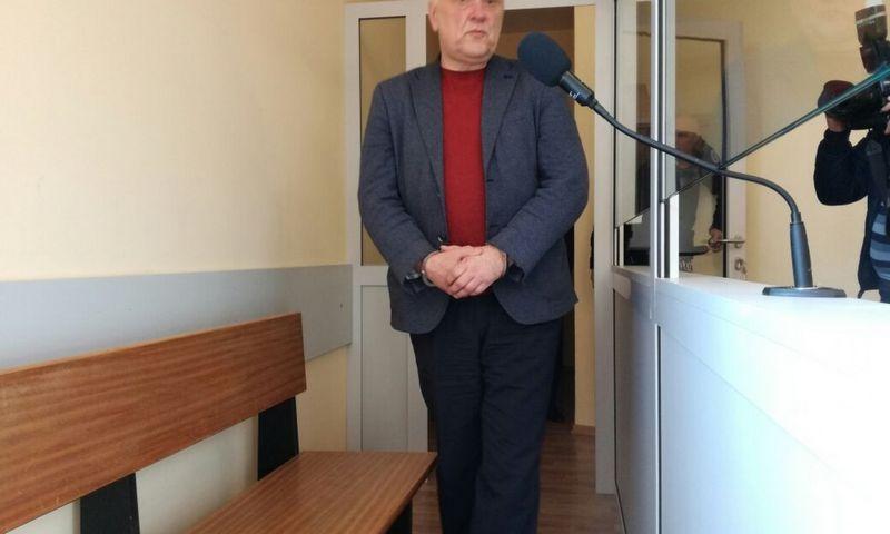 Advokatas Aivaras Surblys. Jurgitos Andriejauskaitės nuotr.