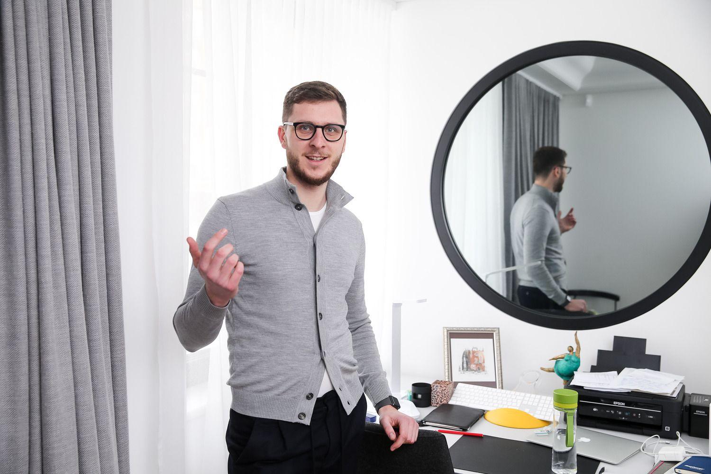 Rinkodaros startuolis iš fondų ir įkūrėjų pritraukė 600.000 Eur