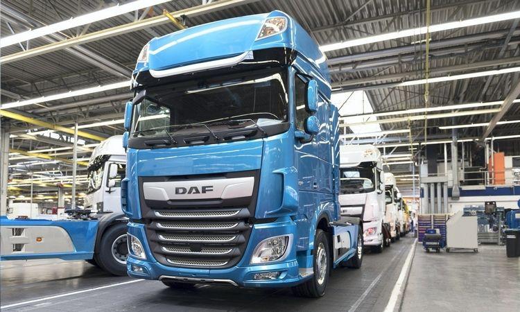 Siekdama patenkinti augančius poreikius DAF pernai pagamino rekordinį kiekį lengvų, vidutinių ir sunkiųjų sunkvežimių– daugiau kaip 67.000 arba 10,1% daugiau nei 2017m.
