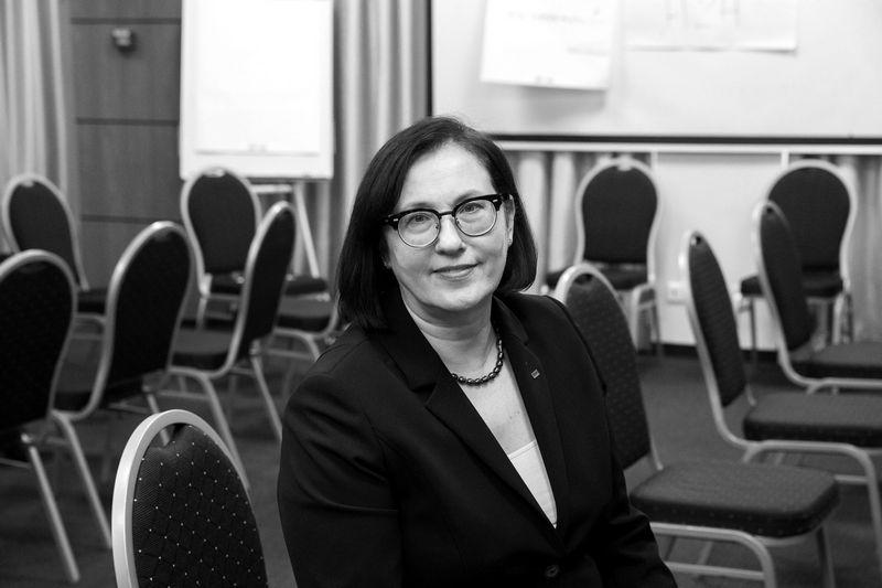 """Virginija Sirevičienė, """"BDO auditas ir apskaita"""" direktorė, tarptautinė partnerė. Juditos Grigelytės (VŽ) nuotr."""