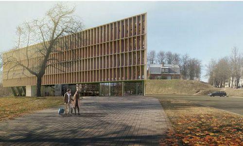 Utenoje norima statyti 4 žvaigždučių viešbutį