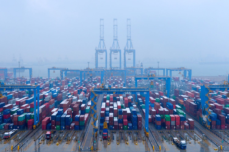 EBPO vėl mažina pasaulio ekonomikos augimo prognozę
