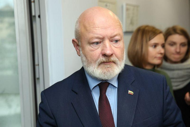 Eugenijus Gentvilas. Vladimiro Ivanovo (VŽ) nuotr.