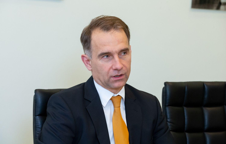"""R. Masiulis laiške EK argumentuoja """"Rail Baltica"""" finansavimo svarbą"""