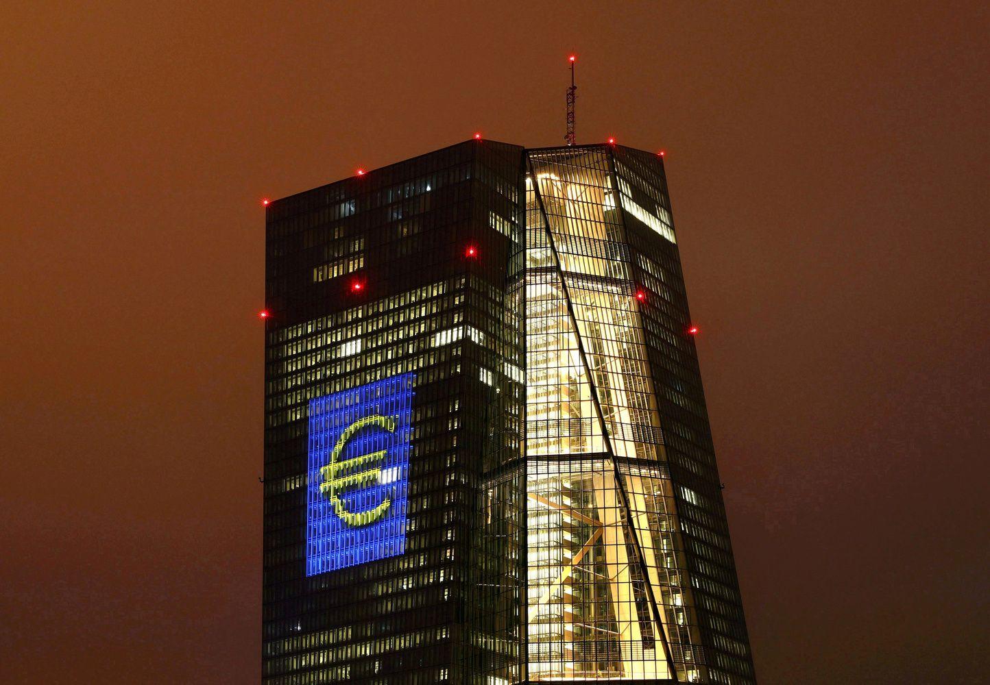 Euro zonos BVP augo 1,1%