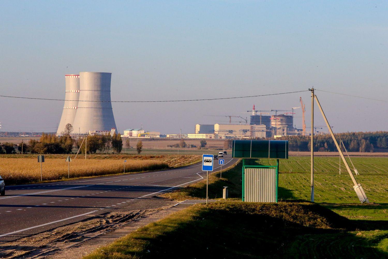 S. Skvernelis parašė laišką Baltarusijos premjerui dėl Astravo AE pakeitimo į dujų jėgainę