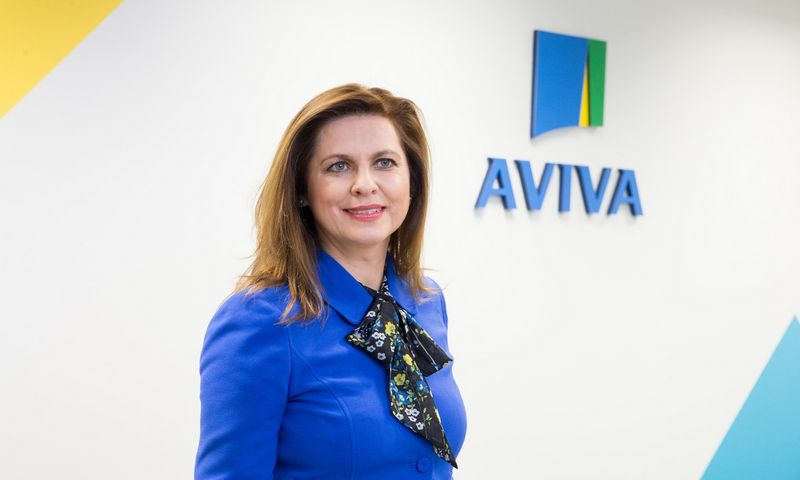"""Asta Grabinskė,  UAB """"Aviva Lietuva"""" generalinė direktorė. Juditos Grigelytės (VŽ) nuotr."""