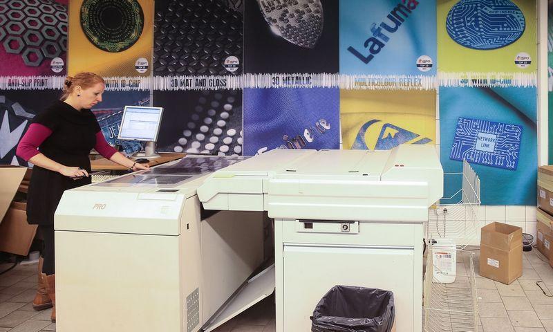 "UAB ""3T-Transfers technologies for textile"". Vladimiro Ivanovo (VŽ) nuotr."