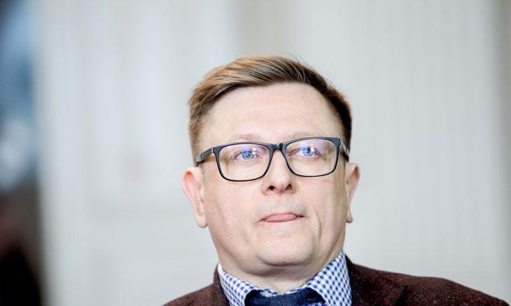 Buvęs VMI vadovas pasakojo teismui apie A.Guogos susitikimus su R.Kurlianskiu