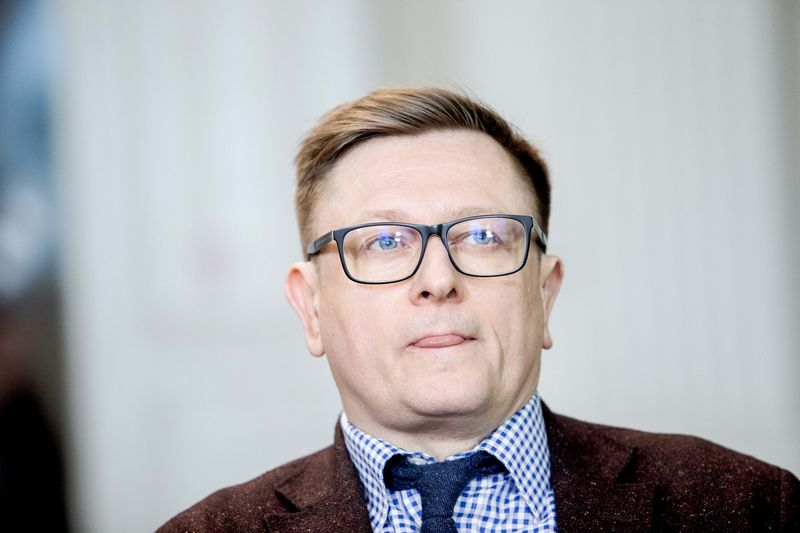 """Modestas Kaseliauskas. Josvydo Elinsko (""""Scanpix"""") nuotr."""