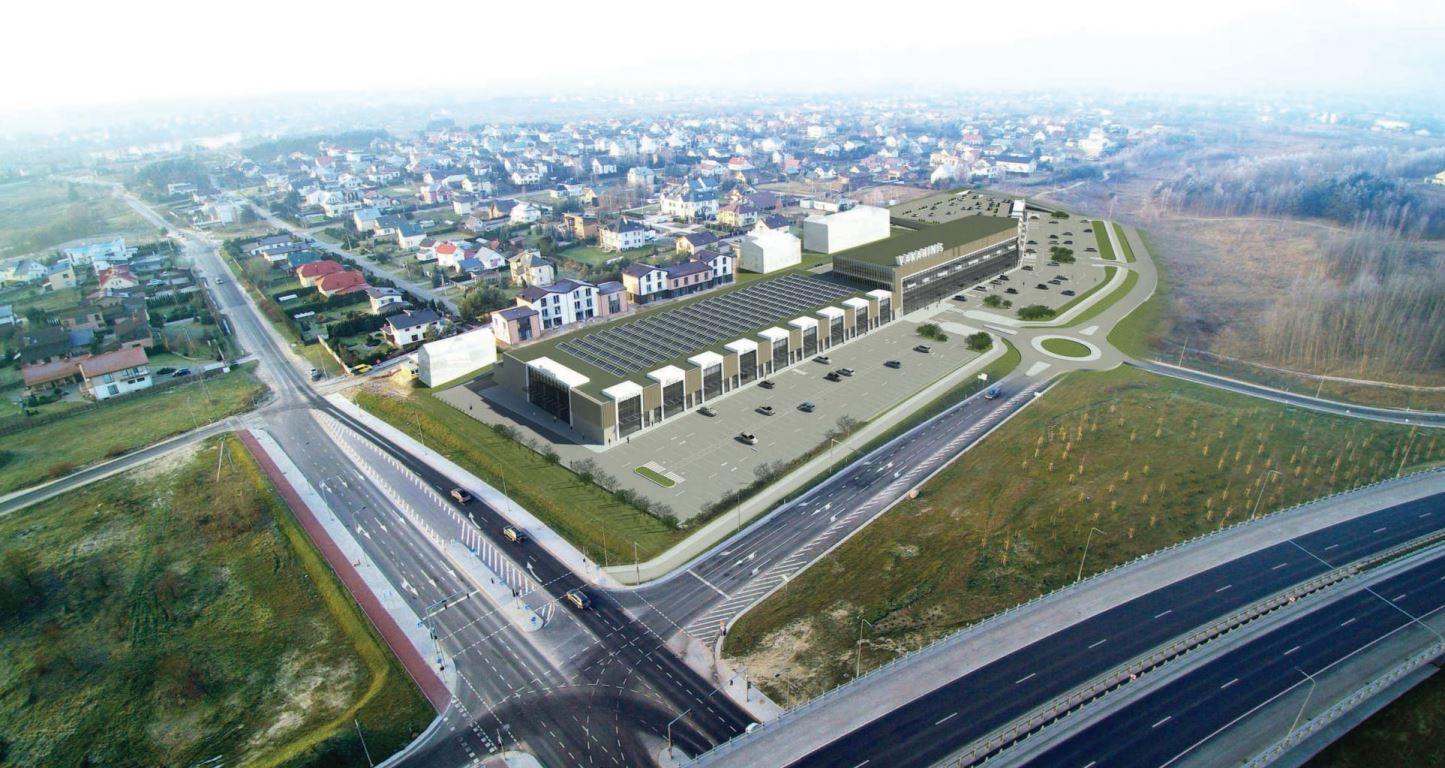 Į prekybos ir biurų projektą Vilniuje investuoja 25 mln. Eur