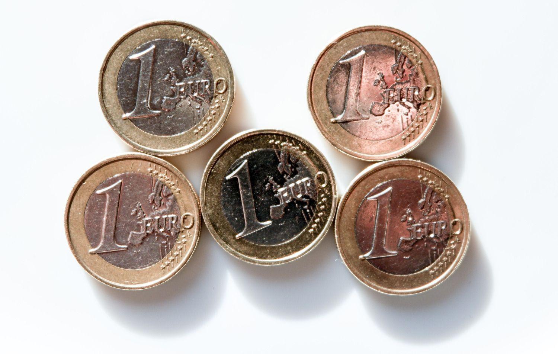 Euras krito iki 21 mėnesio žemumų po ECB
