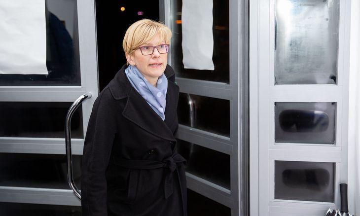 "I. Šimonytė liudijo ""MG Baltic"" byloje, kaip Seime griežtinta vartojimo kreditų rinka"