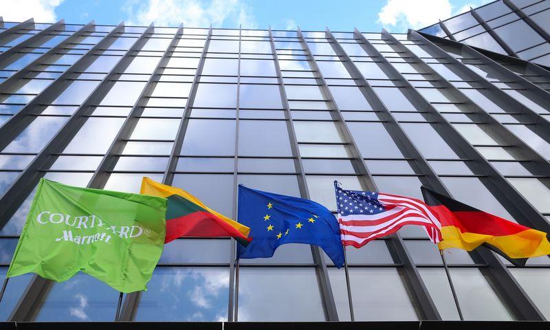 2018-aisiais Vilniuje švęsta bent keletas viešbučių įkurtuvių. Naujokų desantas žemyn nutempė bendrus sostinės viešbučių užimtumo rodiklius. Vladimiro Ivanovo (VŽ) nuotr.