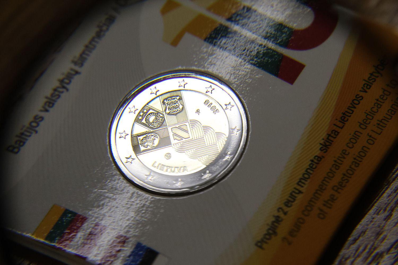 Lietuvos bankas ieško skaitmeninės monetos kūrėjų