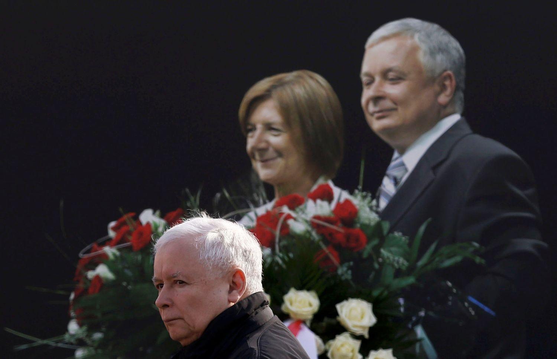 Lenkijos politika – pinigai ir teisingumas