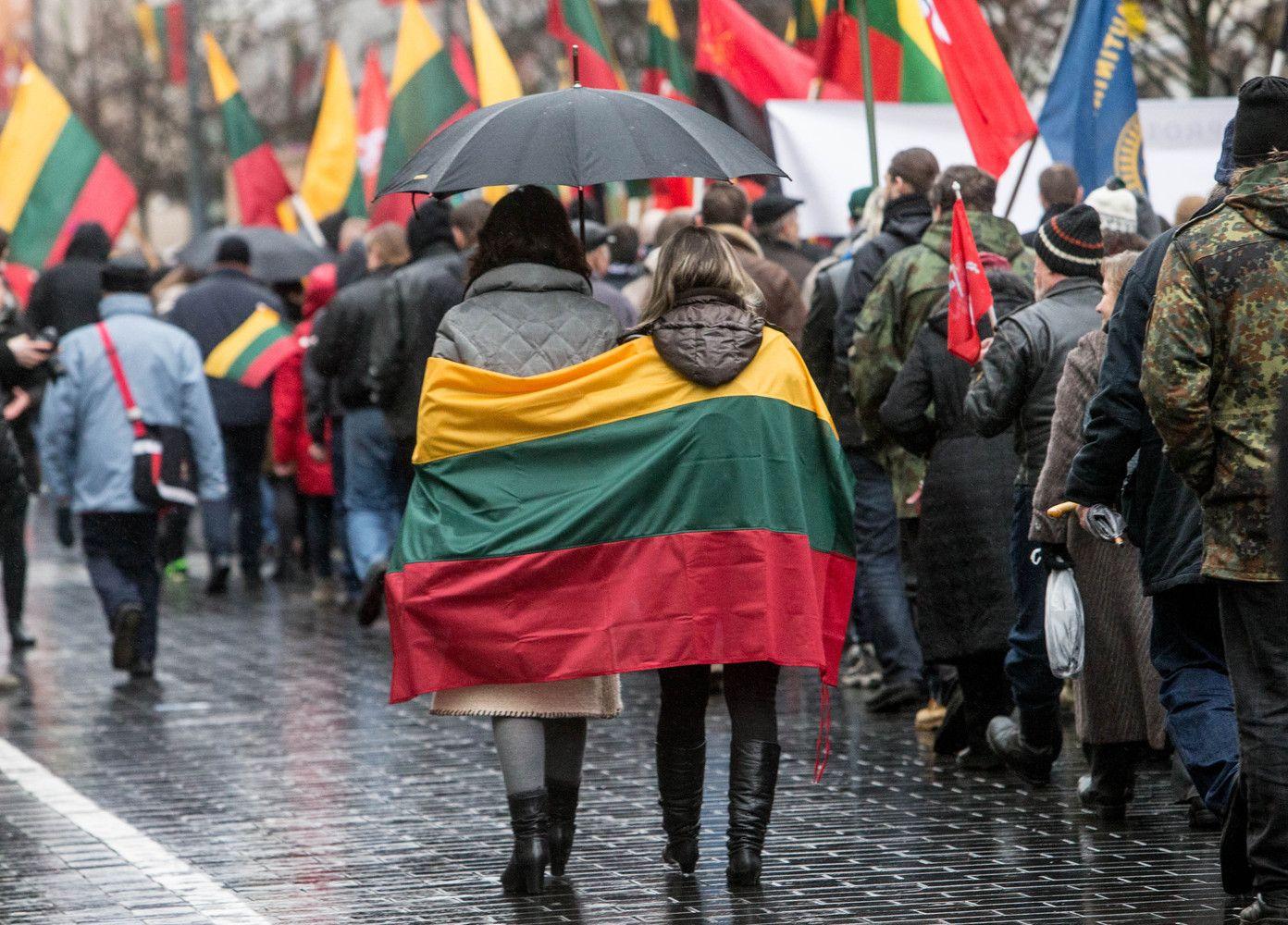 Kovo 11-osios renginiai visoje Lietuvoje