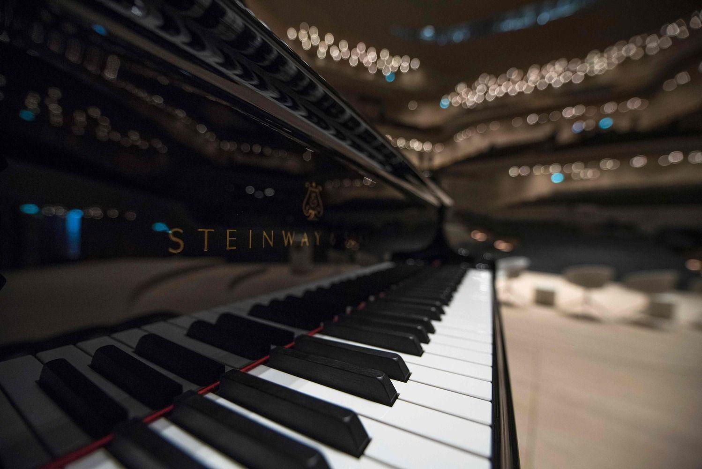 D. Katkus: pianistės G. Ručytės įdvasintas girdėjimas