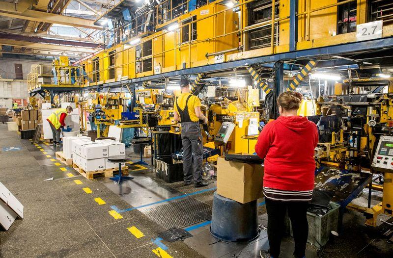 Valandinio darbo užmokesčio sistema padeda atrasti užslėptų rezervų. Juditos Grigelytės (VŽ) nuotr.