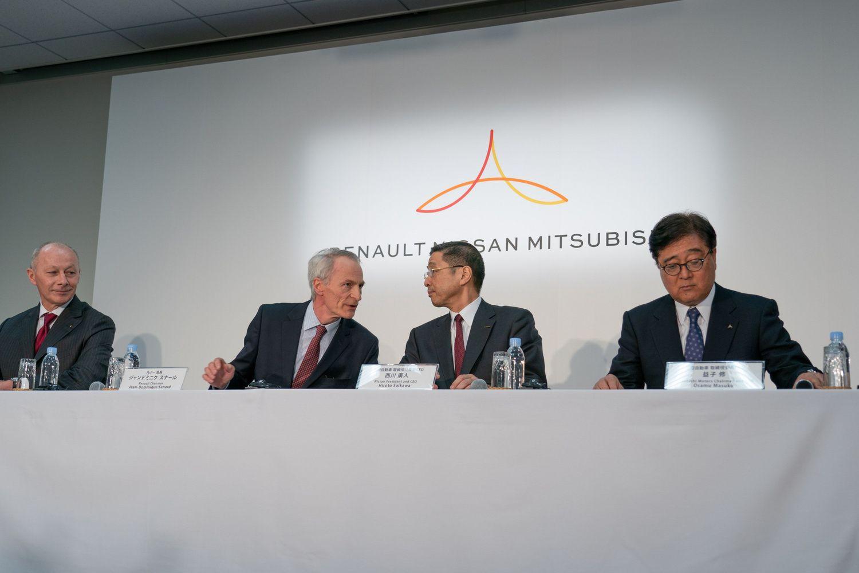 """""""Renault-Nissan-Mitsubishi"""" aljansas skelbia kuriantis naują valdybą"""