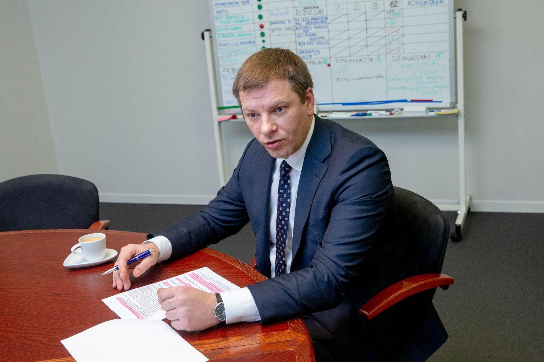 V. Šapoka: Lietuva pritartų siauresniam skaitmeninių paslaugų mokesčio taikymui