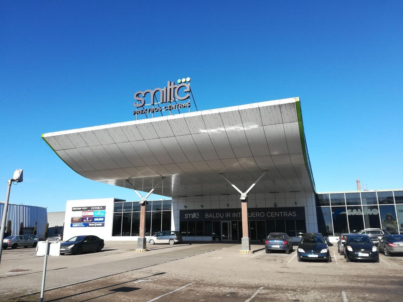 """""""Eikos"""" valdomas prekybos centras Klaipėdoje keičia pavadinimą"""
