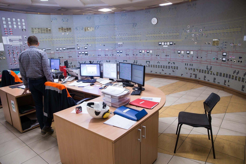 Vilniaus TE-3 gali būti atgaivinta bandymui salos režimu