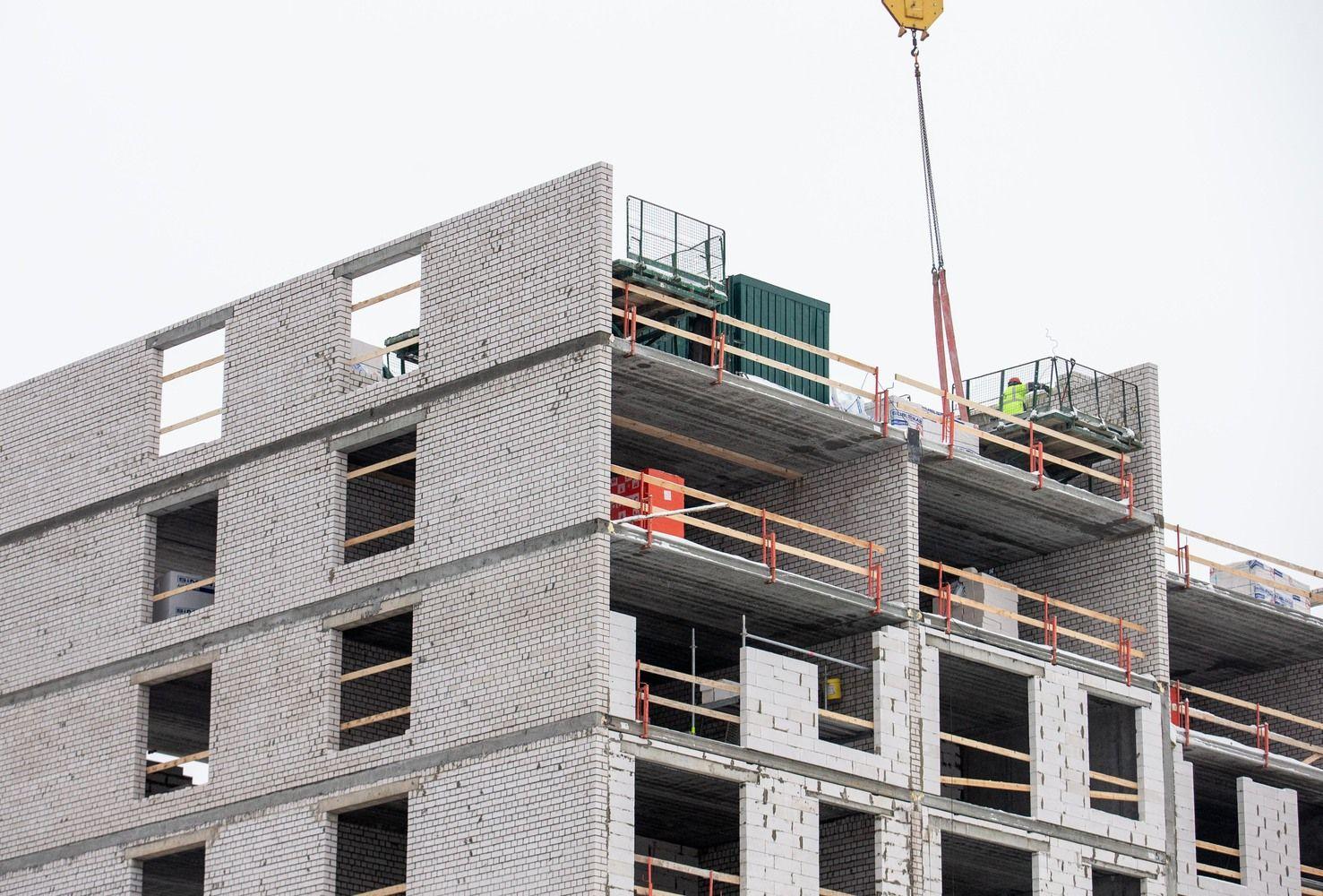 """""""Ober–Haus"""": vasarį butai didmiesčiuose brango 4,5%"""