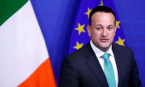"""Airijos premjeras viliasi, kad """"Brexit"""" sutartis bus patvirtinta"""