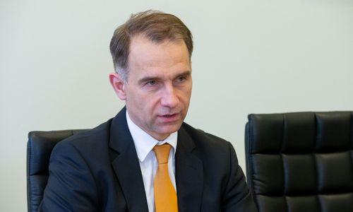 R. Masiulis apie Rengės ruožo atstatymą: Lietuva negaišta laiko šiaip sau