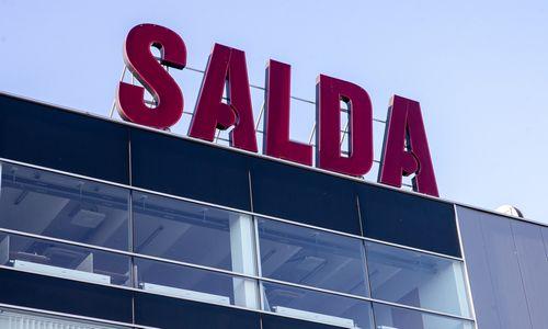 """Pramonės įmonė """"Salda"""" atnaujina prekės ženklą"""