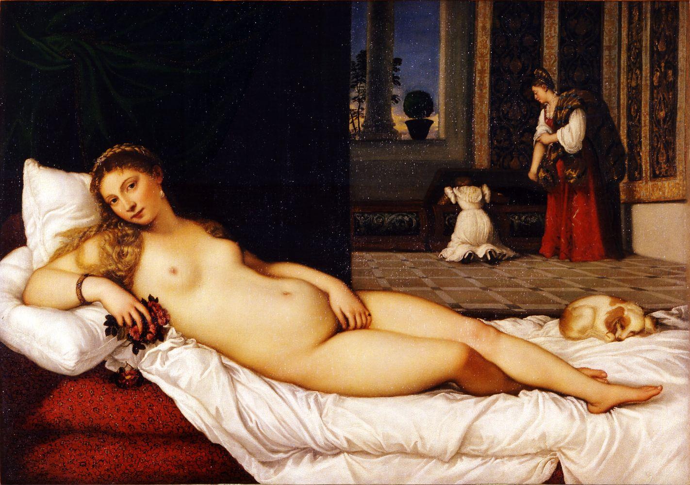Renesanso meistrų paroda tyrinėja nuogo kūno sampratą