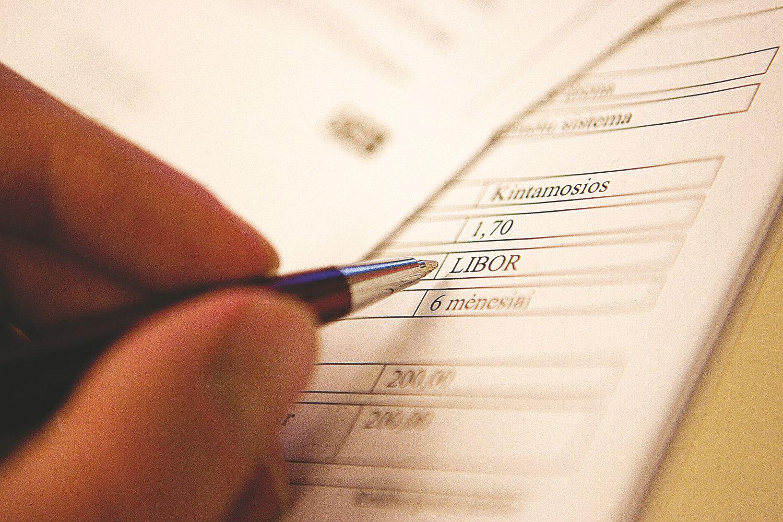 Mažieji kreditoriai mėgina atsiriekti dalį paskolų rinkos