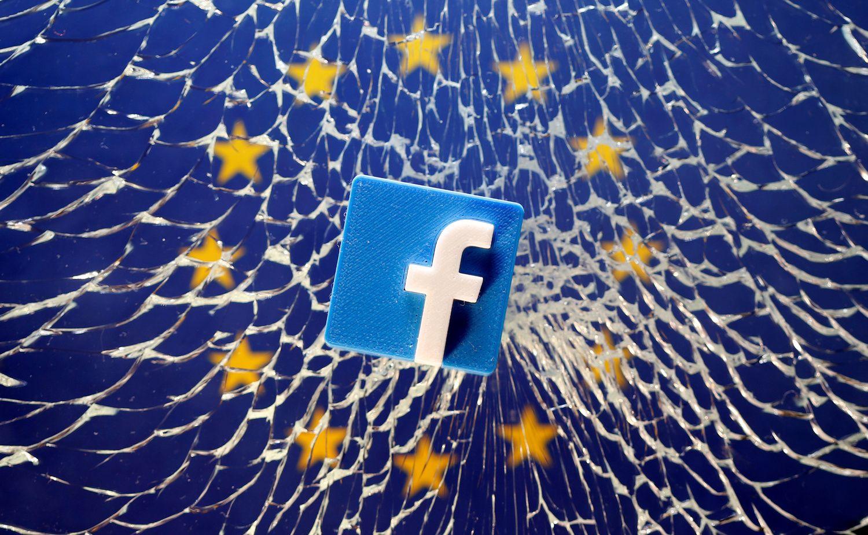 """Pasaulyje stringa """"Facebook"""", """"Instagram"""" ir kitų tinklapių veikla"""