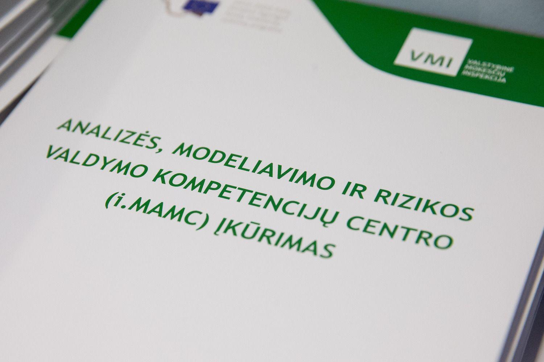 VMI atskleidė daugiau kriterijų, pagal kuriuos atsirenka tikrinamas įmones