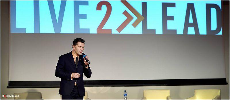 Verslininkas, investuotojas Jurijus Clavas. Asmeninė nuotr.