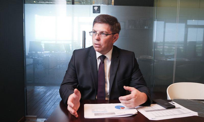 """Egidijus Mackevičius, Lietuvos mėsos perdirbėjų asociacijos direktorius: """"Gal toks eksperimentas galimas, tačiau kodėl perdirbėjų sąskaita?"""" Vladimiro Ivanovo (VŽ) nuotr."""
