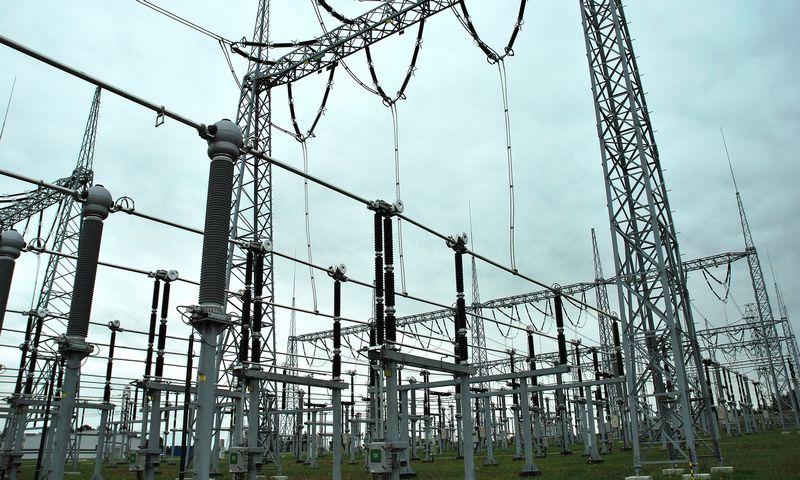 """""""LitPol Link"""" – Baltijos šalių elektros vartai į Europą. Naglio Navako (VŽ) nuotr."""