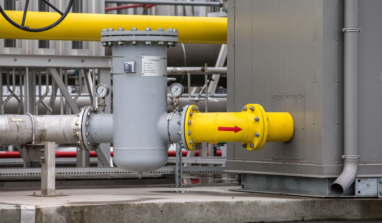 Biržoje – 3 TWhdaugiau gamtinių dujų