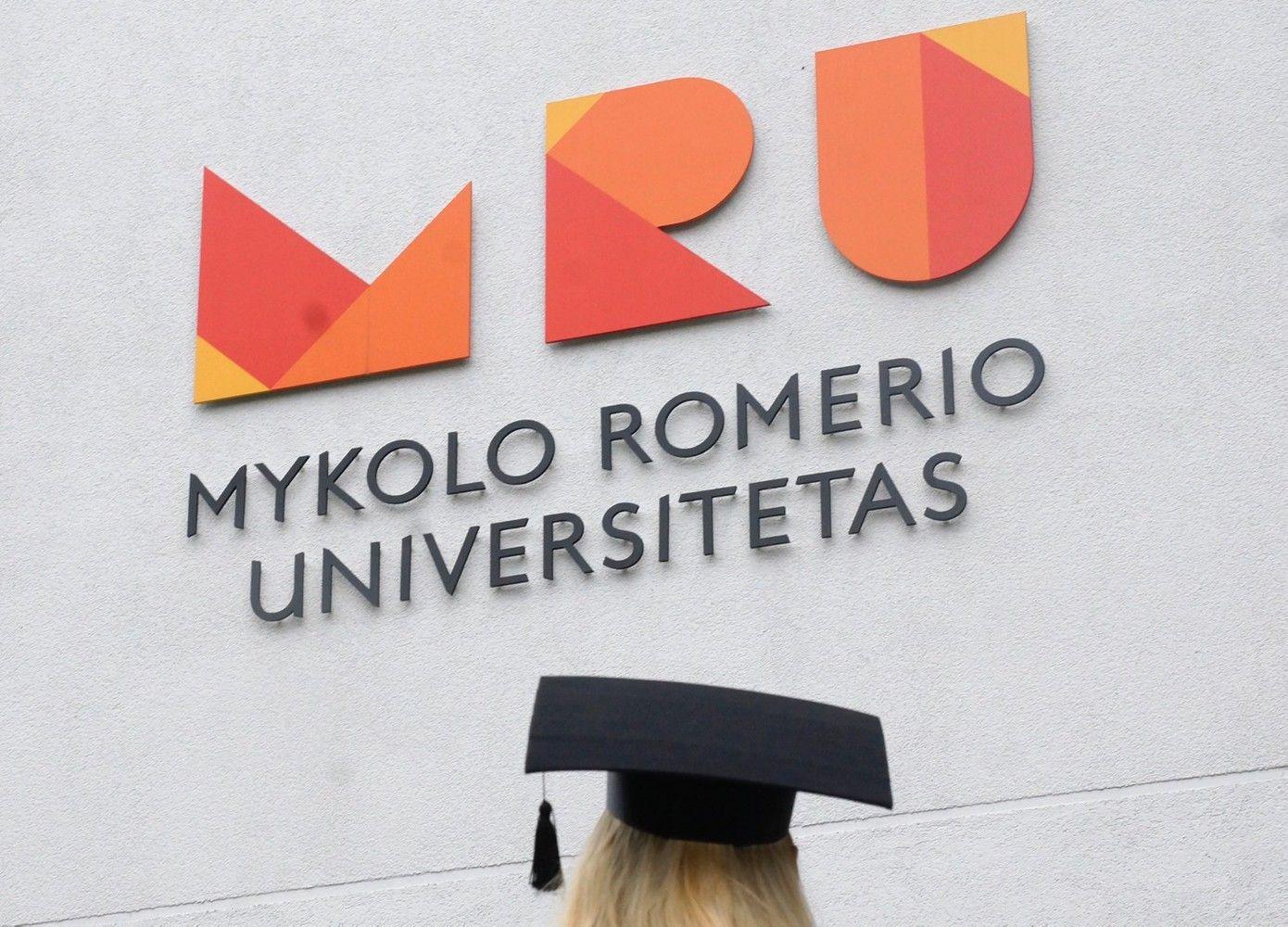 Išrinkta Mykolo Romerio universiteto rektorė